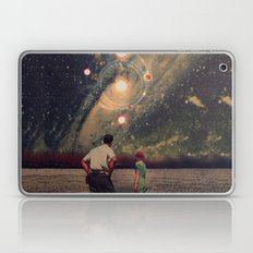 Light Explosions In Our Sky Laptop & iPad Skin