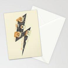 Dj's Lightning Stationery Cards