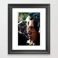 02 Framed Art Print