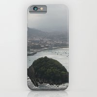 san sebastian, spain iPhone 6 Slim Case