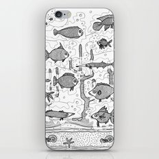 Diversity (underwater) iPhone & iPod Skin
