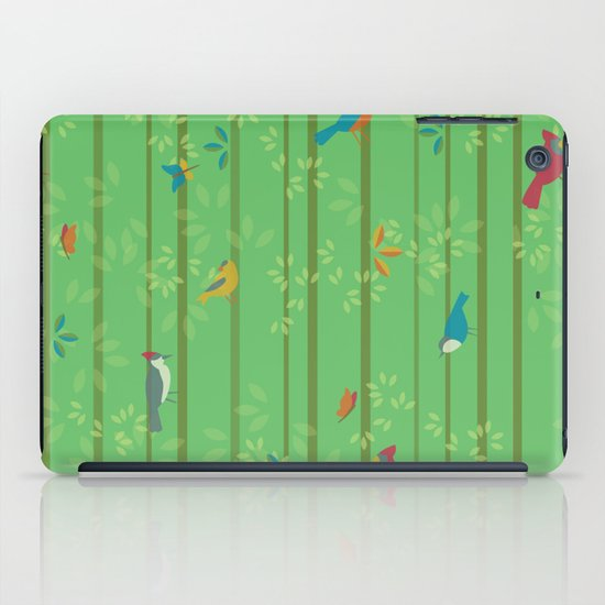 Hello Birdies iPad Case
