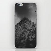 December Mountain iPhone & iPod Skin
