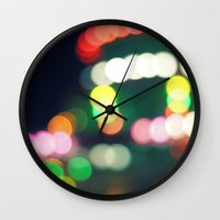 Let's Make A Night To Re… Wall Clock