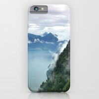 iPhone & iPod Case featuring End of the Lake. by zenitt