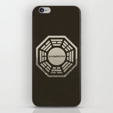 Shawarma iPhone & iPod Skin