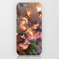 The Bestial Huntress iPhone 6 Slim Case
