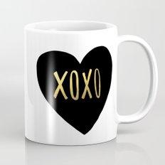 XOXO x Gold Mug