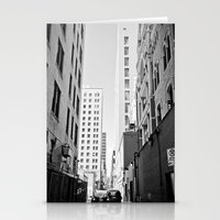 I Don't Care Where We Are, I'm In The Right Car Stationery Cards