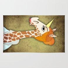 Girafficorn Rug