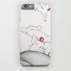 Flying Pigs iPhone 6 Slim Case