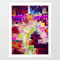 Paper Cut Horse Art Print