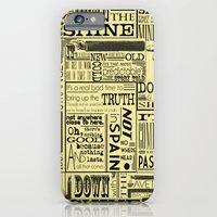 Down with the Shine iPhone 6 Slim Case