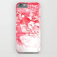 iPhone & iPod Case featuring Love Is Red by shadow chen