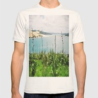 Opononi Mens Fitted Tee Natural SMALL