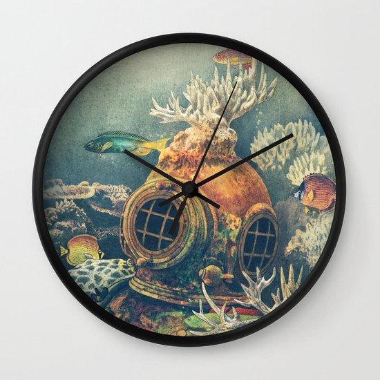 Seachange Wall Clock
