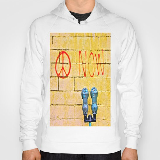 Peace Now! Hoody