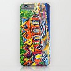 Boathouse Row  iPhone 6 Slim Case
