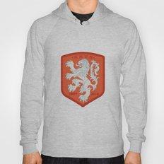 Holland 2014 Brasil World Cup Crest Hoody
