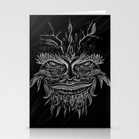 Forest Elemental Stationery Cards