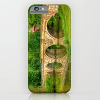 Kirkham Bridge - River D… iPhone 6 Slim Case
