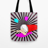 There's A Party In My Cu… Tote Bag