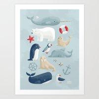 Seafaring Art Print