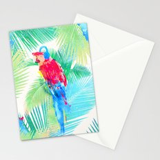 Tropical Party Stationery Cards