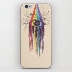 Look into the Future iPhone & iPod Skin
