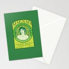 Maenad Absinthe Stationery Cards