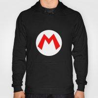 Nintendo Mario Hoody