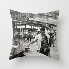 Hong Kong #30 Throw Pillow