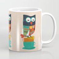 Morning Owl Mug