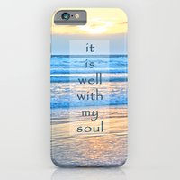 It Is Well With My Soul iPhone 6 Slim Case