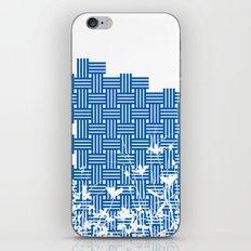 lawnchair iPhone & iPod Skin