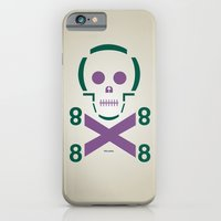 iPhone & iPod Case featuring HELLvetica by Grafiskanstalt