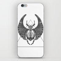 Scarab iPhone & iPod Skin