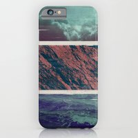iPhone Cases featuring ELEMENTARY / 2 by DANIEL COULMANN