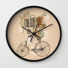 Pleasant Balance Wall Clock