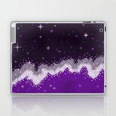 Ace Pride Flag Galaxy Laptop & iPad Skin