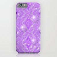 Purple Pattern Merry Chr… iPhone 6 Slim Case