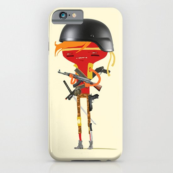 War is Henry iPhone & iPod Case