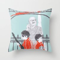 Me And Julio Down By The… Throw Pillow