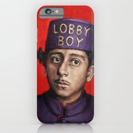 Lobby Boy / Grand Budape… iPhone 6 Slim Case