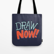 DRAW NOW Tote Bag