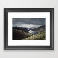 Thirlmere Framed Art Print