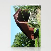 A Bridge In The Country Stationery Cards