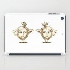 Siamese Queens iPad Case