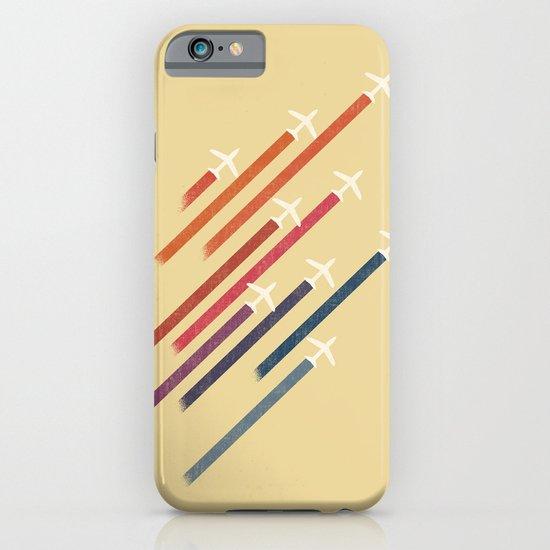 Aerial display (ver.2) iPhone & iPod Case
