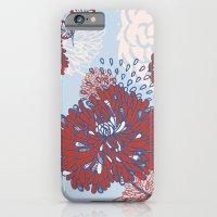 Crisantemo iPhone 6 Slim Case